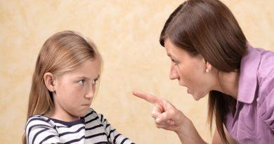 Ne sramotite otrok