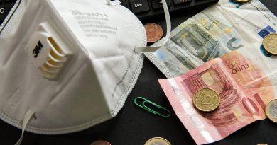 Finančni učinki protikoronskega zakona na gospodarstvo, zaposlene in proračun