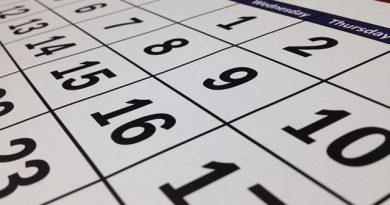 Prazniki in dela prosti dnevi v letu 2021. Večina jih bo na soboto in nedeljo